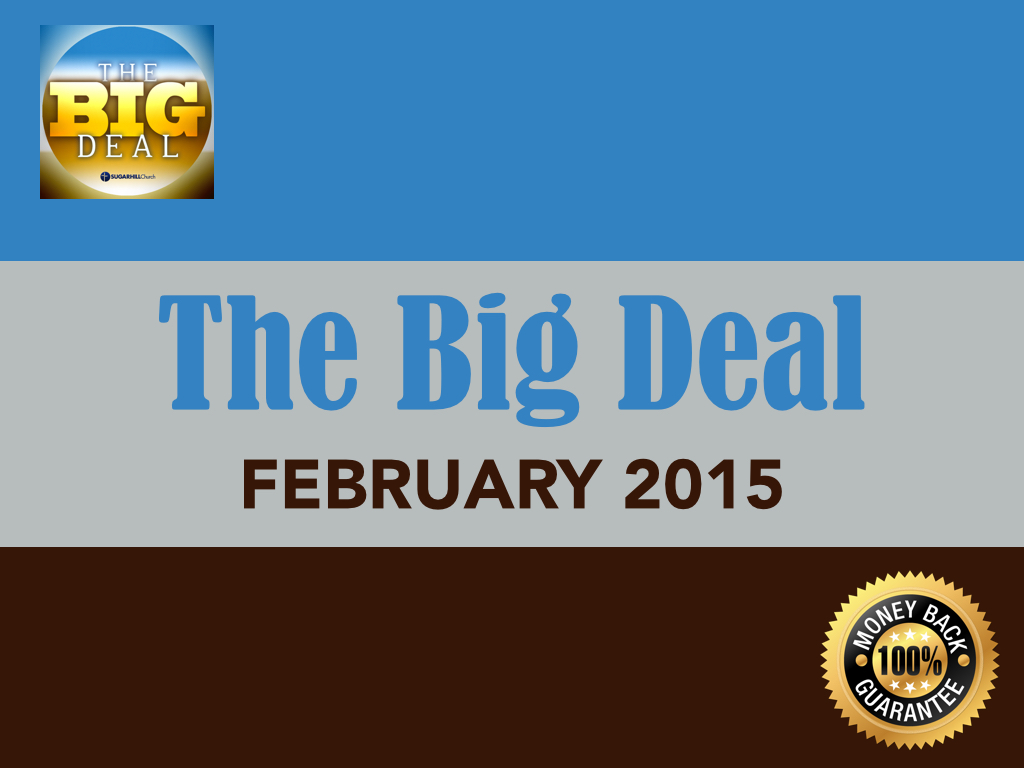 The Big Deal Week One.022