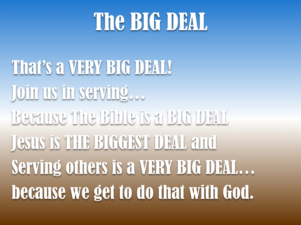 The Big Deal Week Four.016