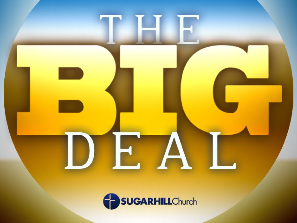 The Big Deal Week Three.001