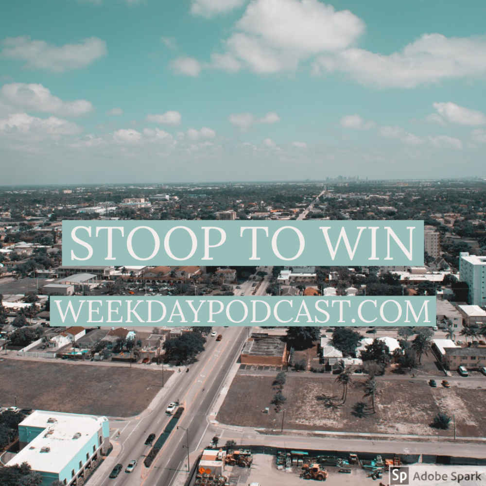 Stoop to Win Image