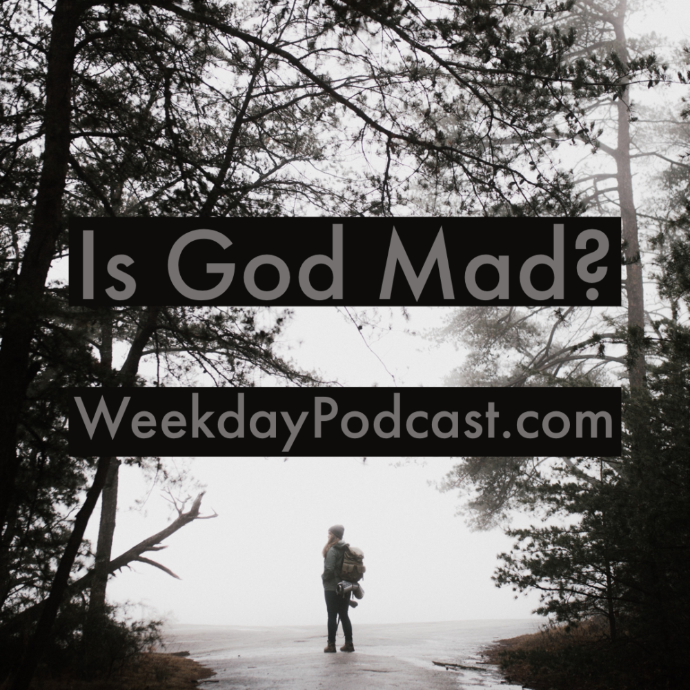 Is God Mad? Image