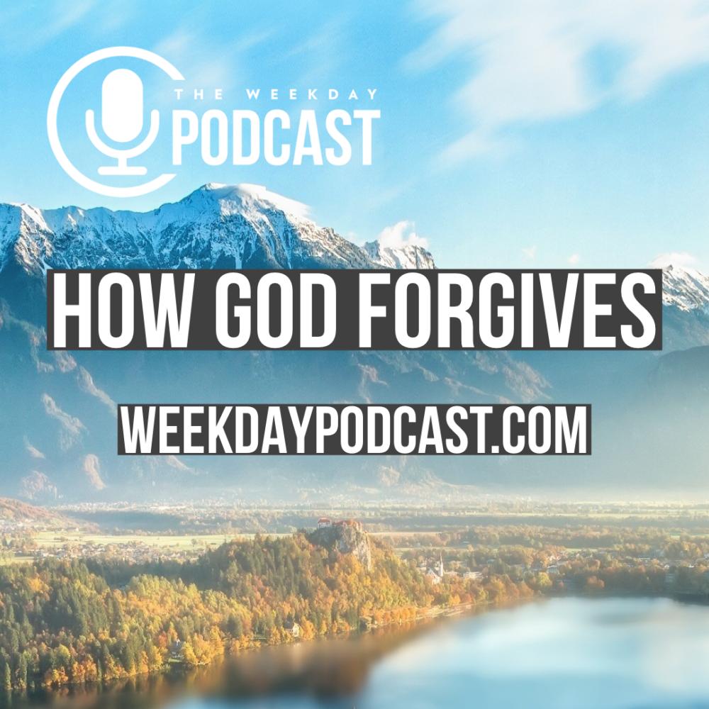 How God Forgives