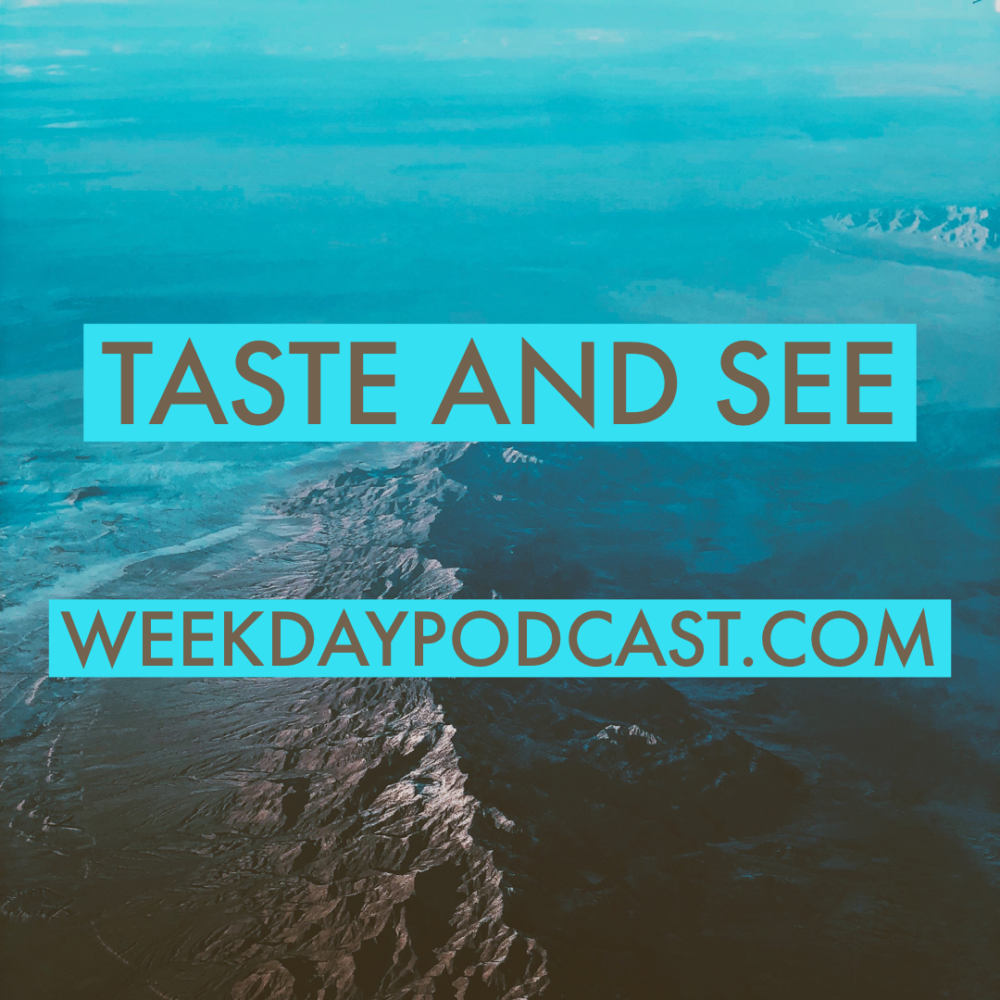 Taste and See Image