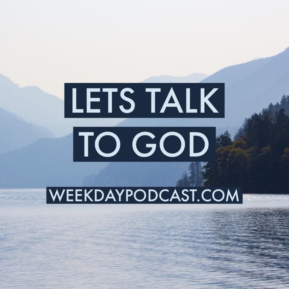 Let\'s Talk to God Image