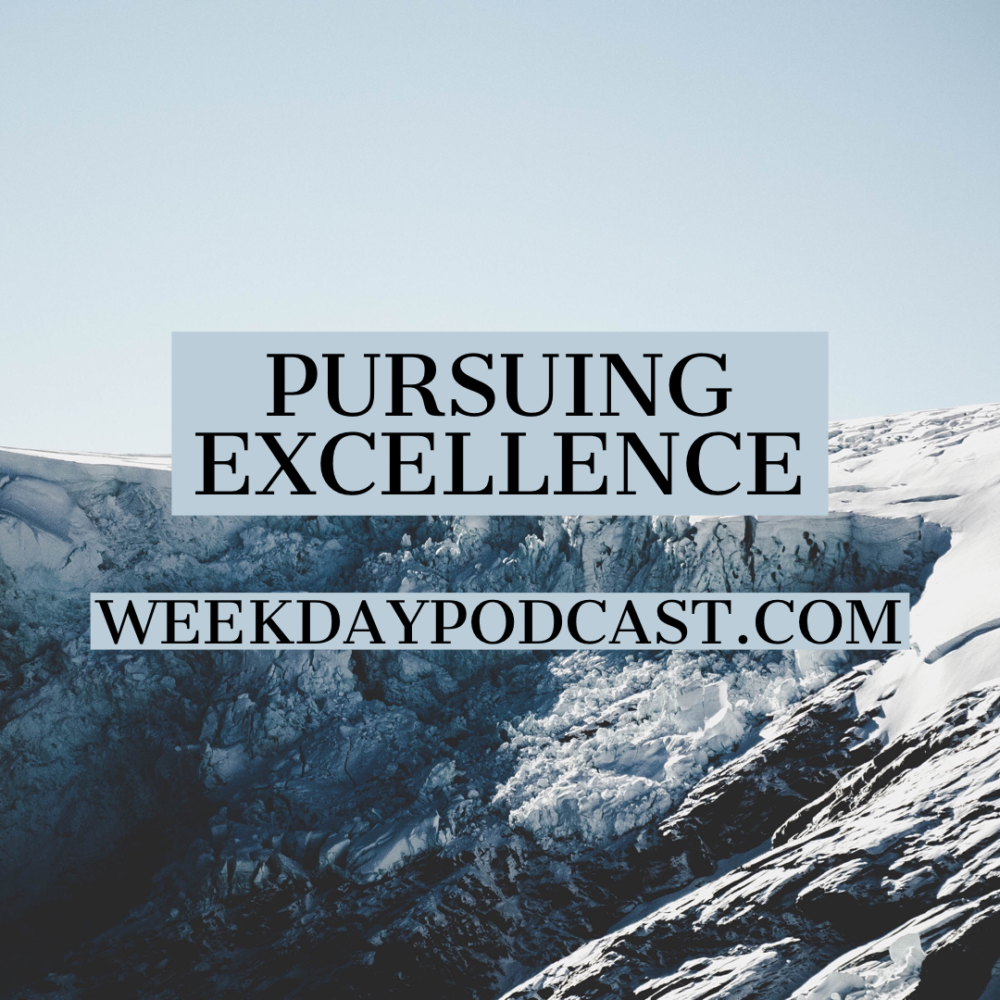 Pursuing Excellence Image