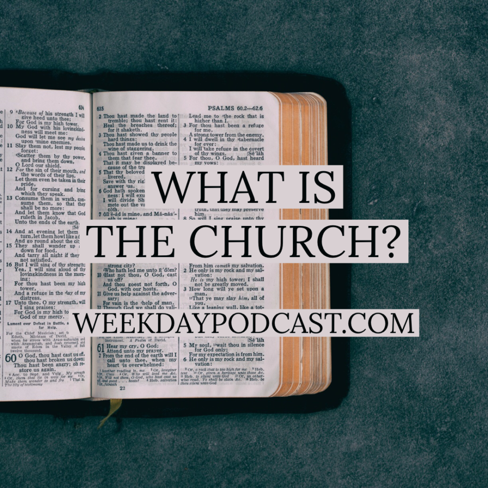 What is the Church? Image