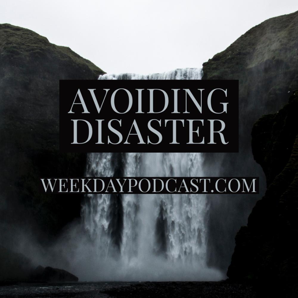 Avoiding Disaster Image