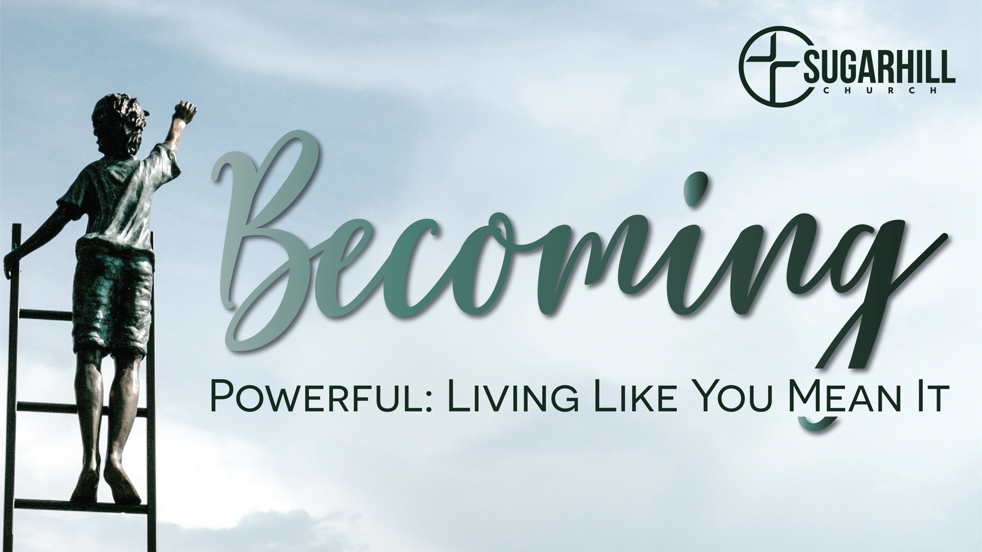 Becoming Powerful: Living Like You Mean It Image