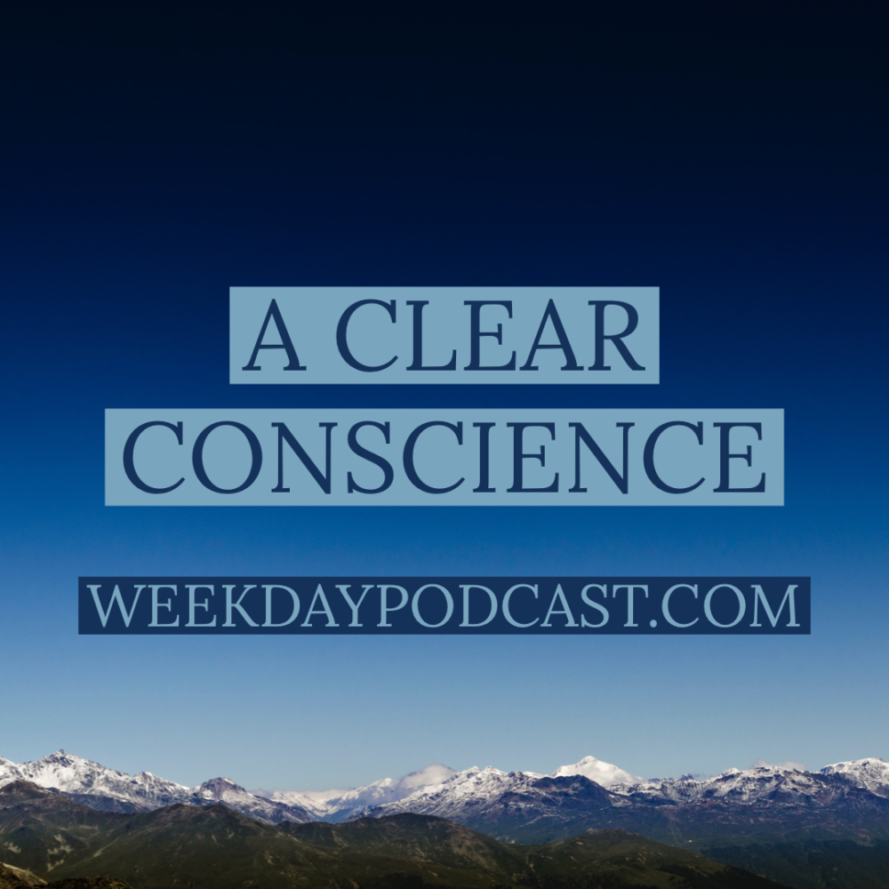 A Clear Conscience Image