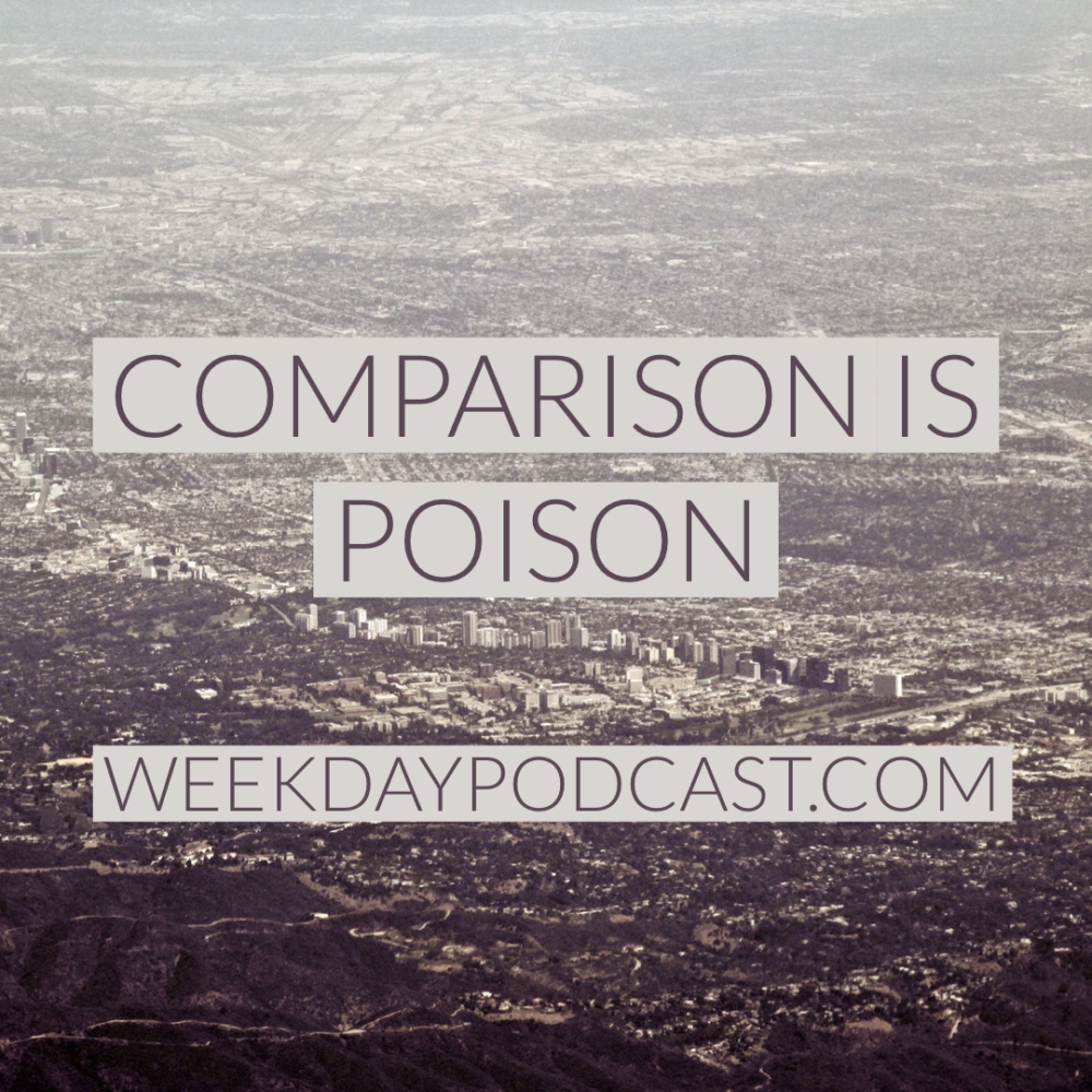 Comparison is Poison Image