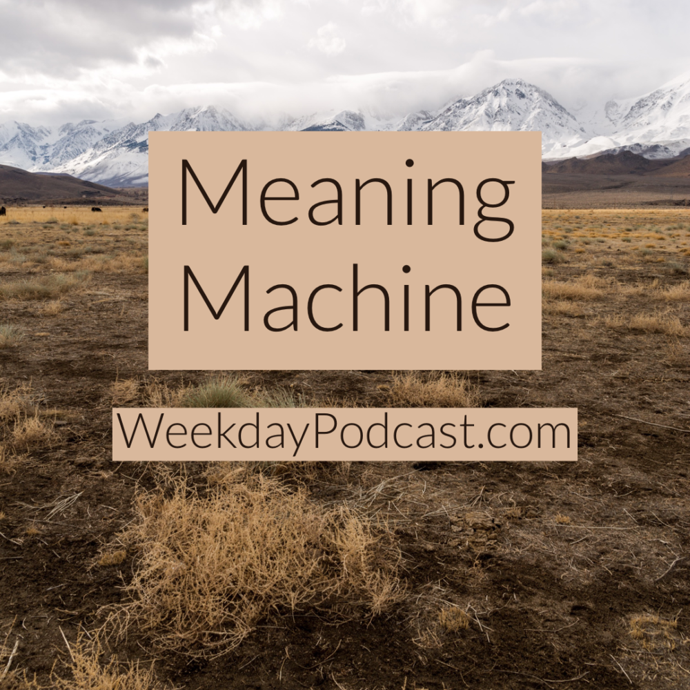 Meaning Machine Image