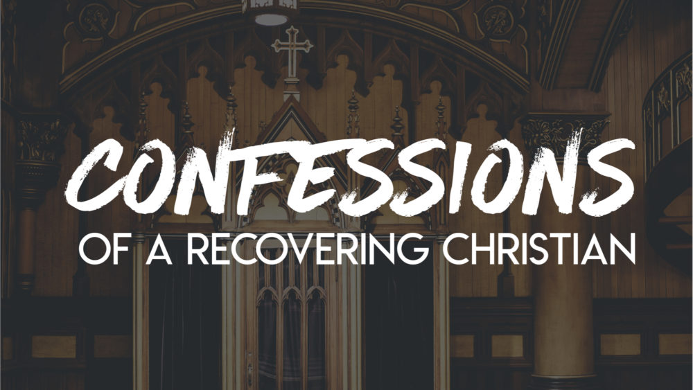 Confessions: Week 4 Image