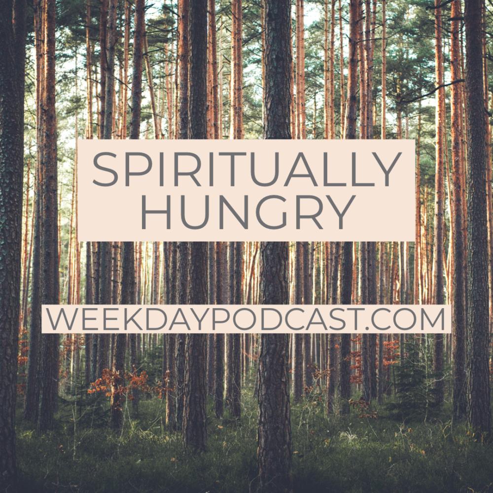 Spiritually Hungry Image