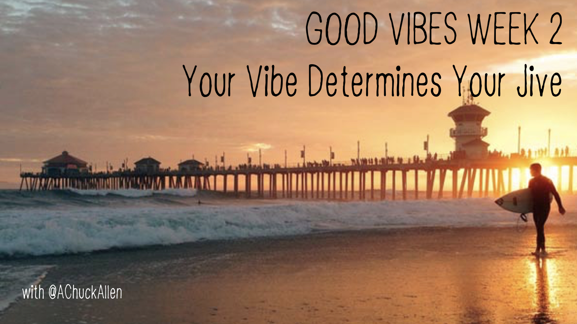 Your Vibe Determines Your Jive Image