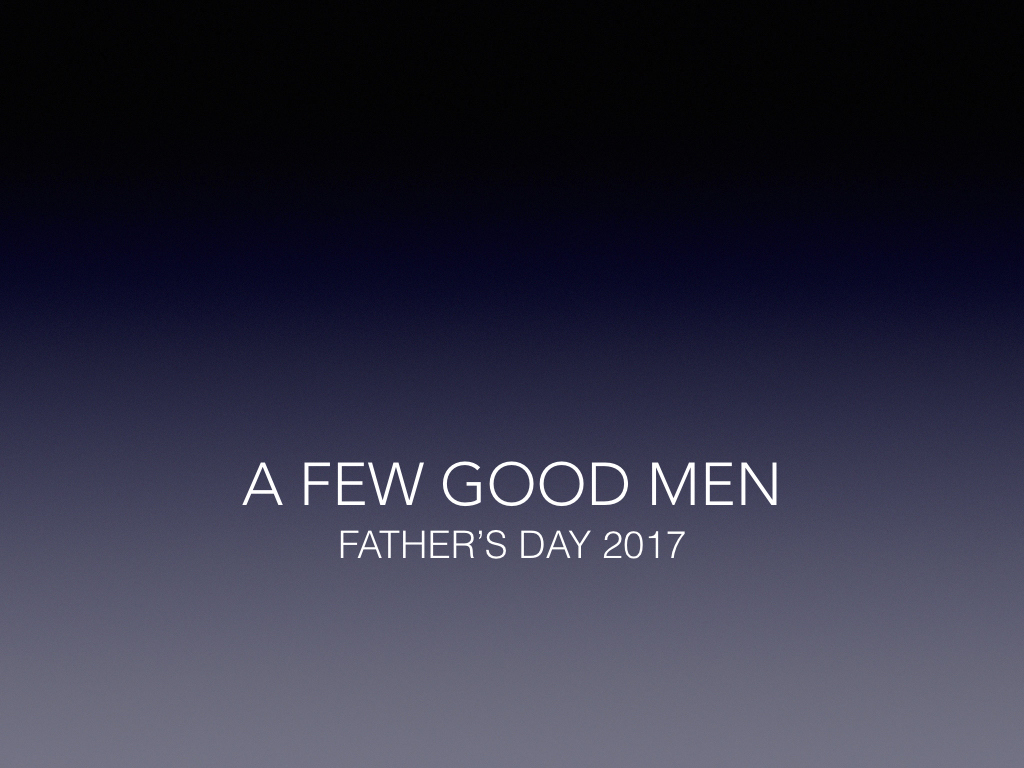 A Few Good Men Image