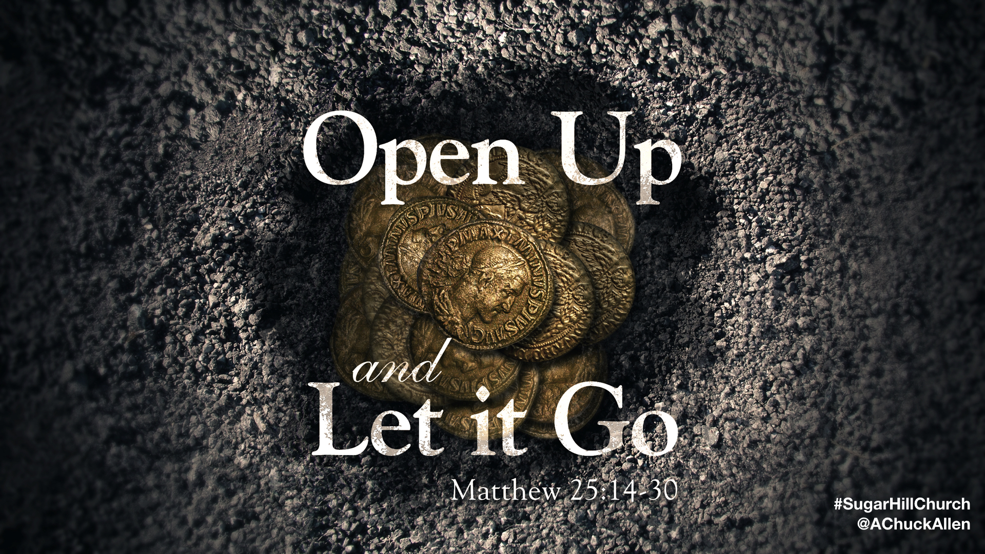 Open Up and Let it Go Image