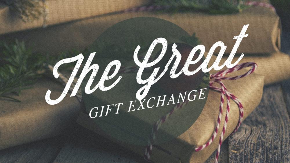 The Great Gift Exchange: Week 1