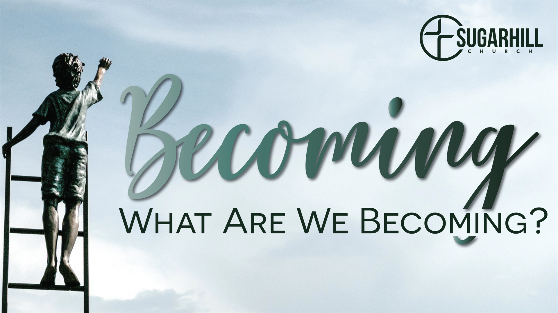 What Are We Becoming?