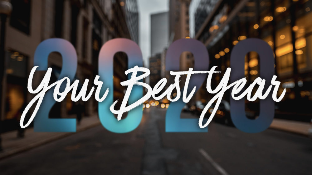 Your Best Year: Week 2